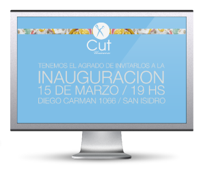 flyer inauguracion