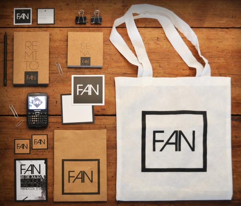 Sistema gráfico desarrollado para FAN®